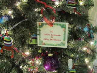 DELPHI: First Christmas without Libby & Abby