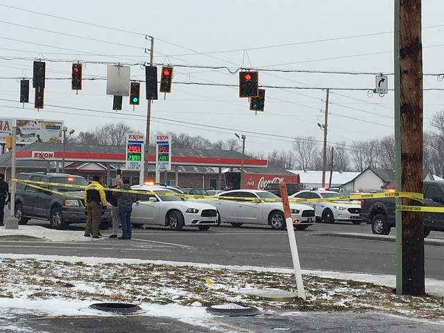 Coroner ID's Man Killed During A Shootout With Police In Lawrence