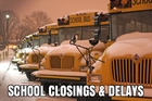 SCHOOL CLOSINGS: Click here for list of closings