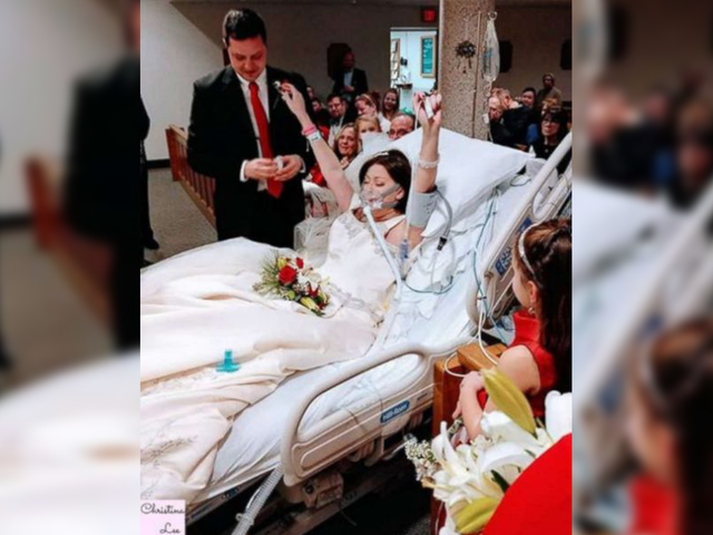 Connecticut Woman Fighting Cancer Married At Hospital 18 Hours Before Her Death