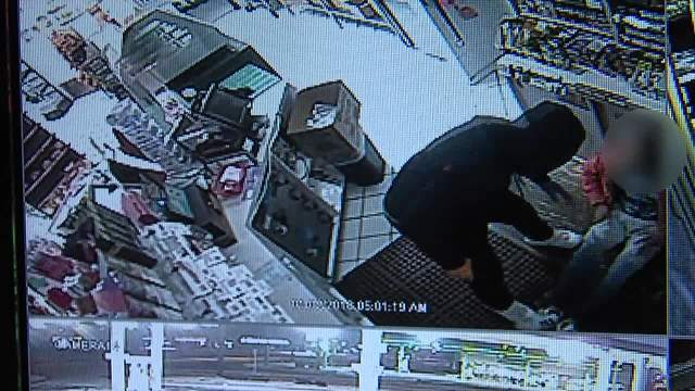Armed robber shoots gas station clerk several times