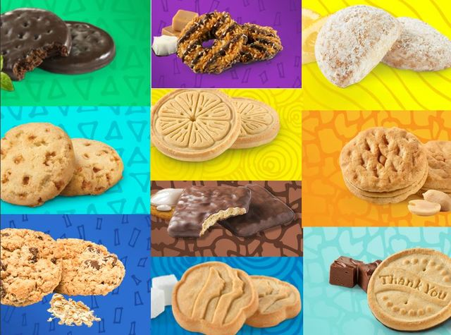 girl scout cookies are back here s how to buy them
