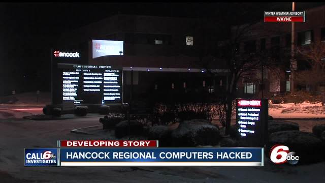 Hancock Regional Pays Ransom, Recovers Files From Hacker