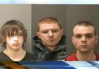 3 charged with murder in New Castle man's death