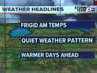 Bundle up: Wind Chill Advisory in effect