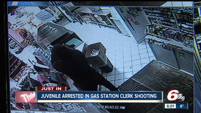 15-year-old arrested for shooting clerk during gas station robbery after…