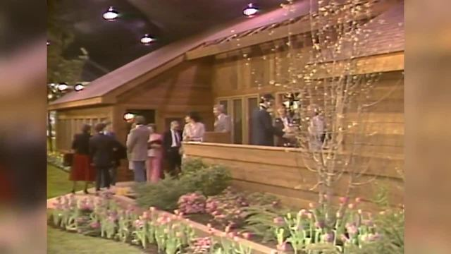 Wooden Walls And Brass Finishes: Inside The Centerpiece Home At The 1983 Indianapolis  Home Show