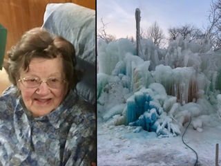 Matriarch of Veal's Ice Tree dies at 98