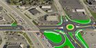 New roundabout coming to Greenwood