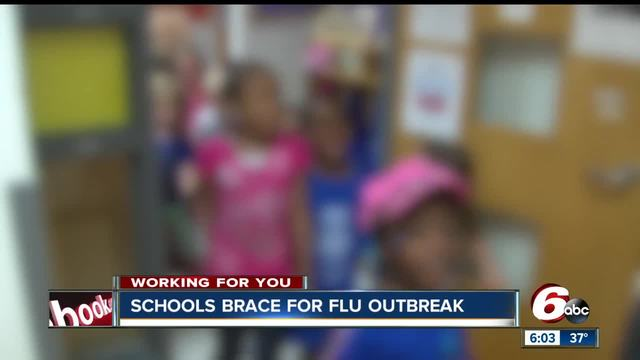 School districts are taking preventative measures to stop any potential…