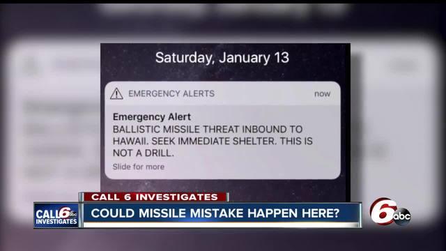 Timeline: Hawaii false alarm missile scare