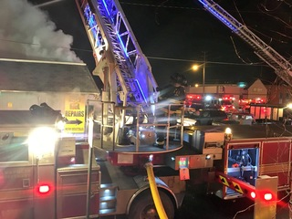Fire causes $750K damage at Indy auto body shop