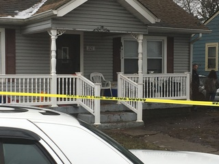 Man critical after stabbing on Indy's west side