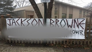 Church vandalized with racial slurs, threats