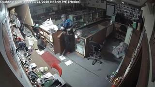 Multiple firearms stolen from Anderson gun shop