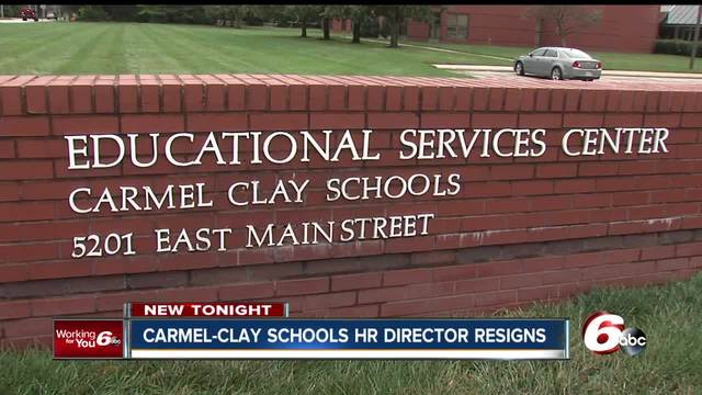 Carmel Clay Schools- HR director resigns after months of administrative leave