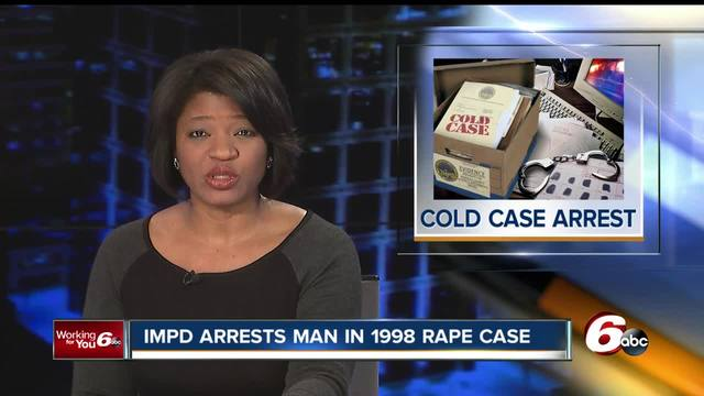 Cold case investigators use DNA to help crack 20-year-old rape case-…