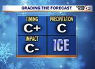 GRADES: How'd we do on Wednesday's forecast?