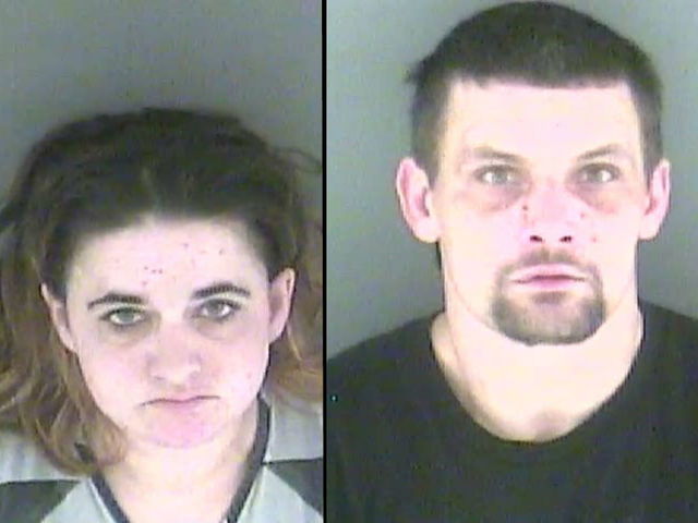 Little Caesar's Pizza manager, boyfriend arrested for using heroin in store