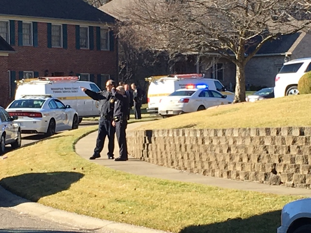 Police investigating physique present in south-side neighborhood