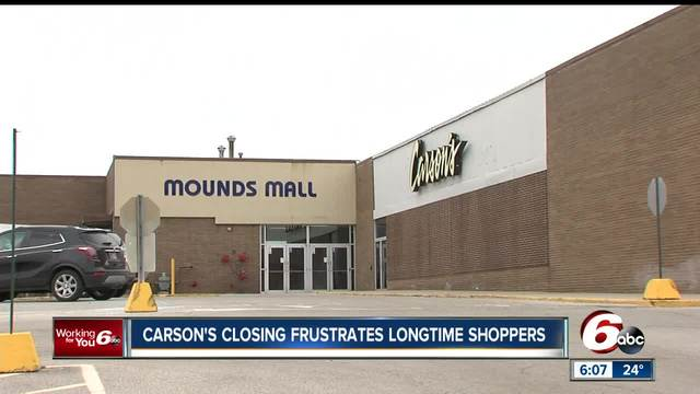 Carson S Stores Closing