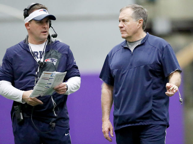 REPORT: Josh McDaniels withdraws from Colts coaching vacancy