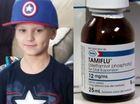 Mom says Tamiflu made son want to kill himself
