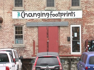 'Changing Footprints' is changing lives