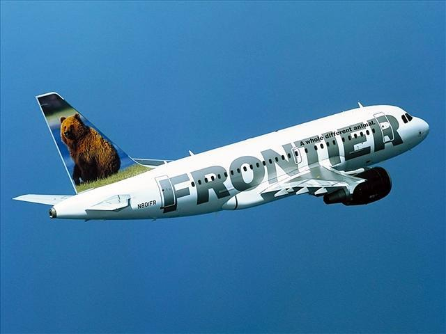 Frontier Airways provides four new flights from Trenton airport