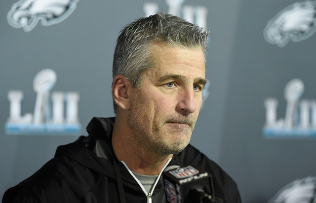 Photos A Look At Frank Reich S Diverse Football Past V1