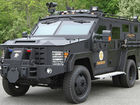 Bloomington police can't use new armored trucks