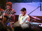 Jimmy Buffett performing in May concert at Ruoff