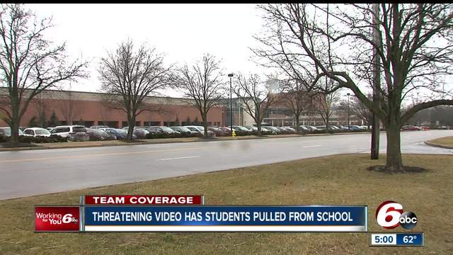 Some parents keep children home from school after rumors of threats at…