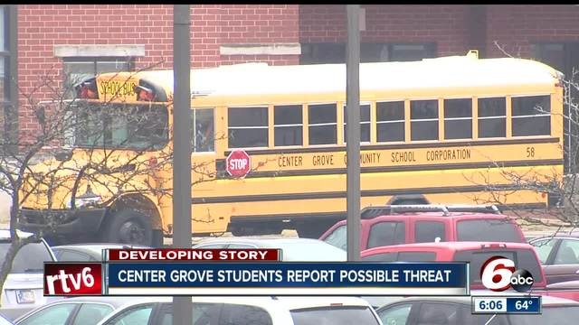 Johnson County deputy called to Center Grove student-s house to discuss…