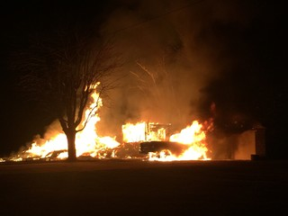 Body found in Tipton Co. home destroyed by fire