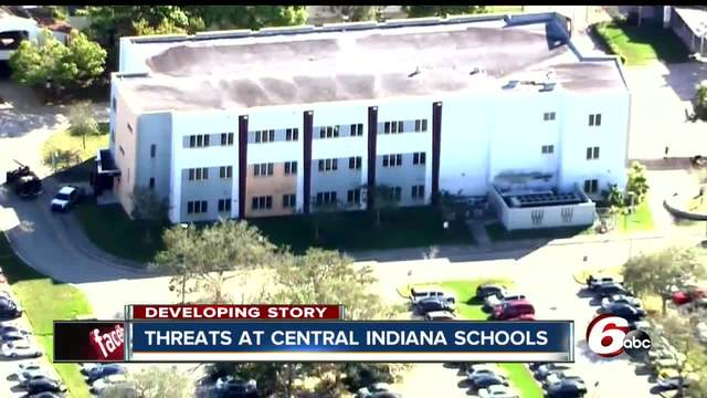 Threats to central Indiana schools cause concern among citizens-…
