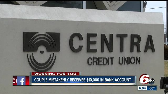 Columbus couple returns mysterious -10-000 that showed up in their bank…