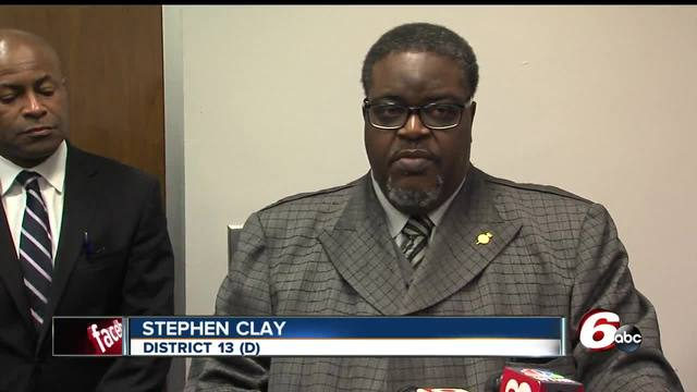 Indy City-County Council President steps down- council moves forward…