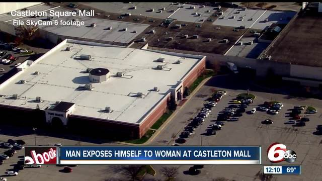 Police- Elderly man exposed himself to employee in Castleton Square Mall…