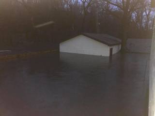People near Carroll Co. river asked to evacuate