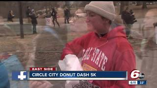 Circle City Donut Dash is a sweet treat
