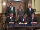 Gov. signs Indiana workforce development bills