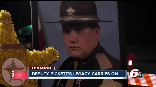 Fallen sheriff's deputy to be honored with procession