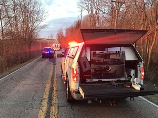 Man ejected from car, killed in Franklin