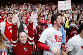 Bloomington among best cities for college bball