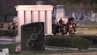 Saying goodbye: Burial of Dep. Jacob Pickett