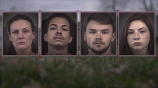 Drug trafficking ring at Franklin home busted up