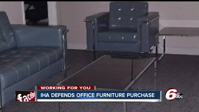 Call 6 Iha Defends 1100 Office Furniture Purchase While Thousands Remain On Housing Waiting Lists Theindychannel Indianapolis In