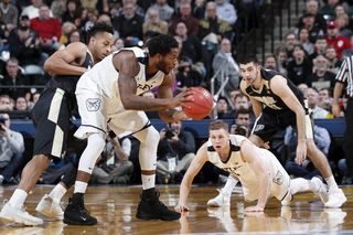 PHOTOS: The best of Butler vs. Purdue in tourney
