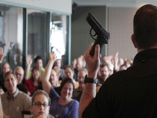 Education chief: Arming teachers 'very bad idea'